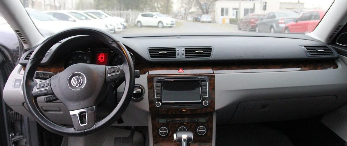 大众迈腾汽车仪表盘指示灯图解