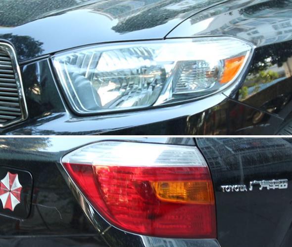 丰田-汉兰达 2012款 2.7l 自动两驱7座豪华版